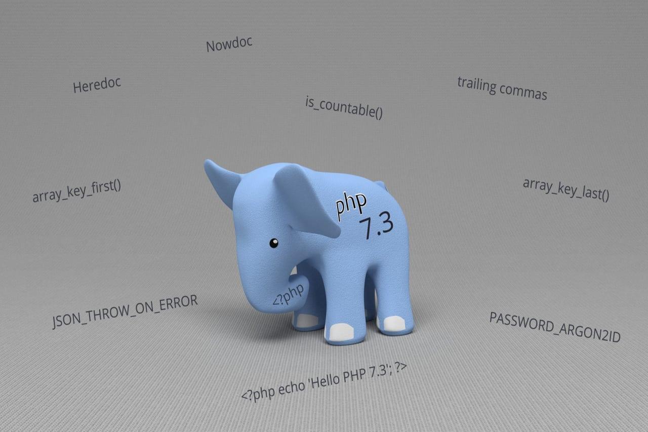PHP 7.3: Das ist neu Vorschaubild