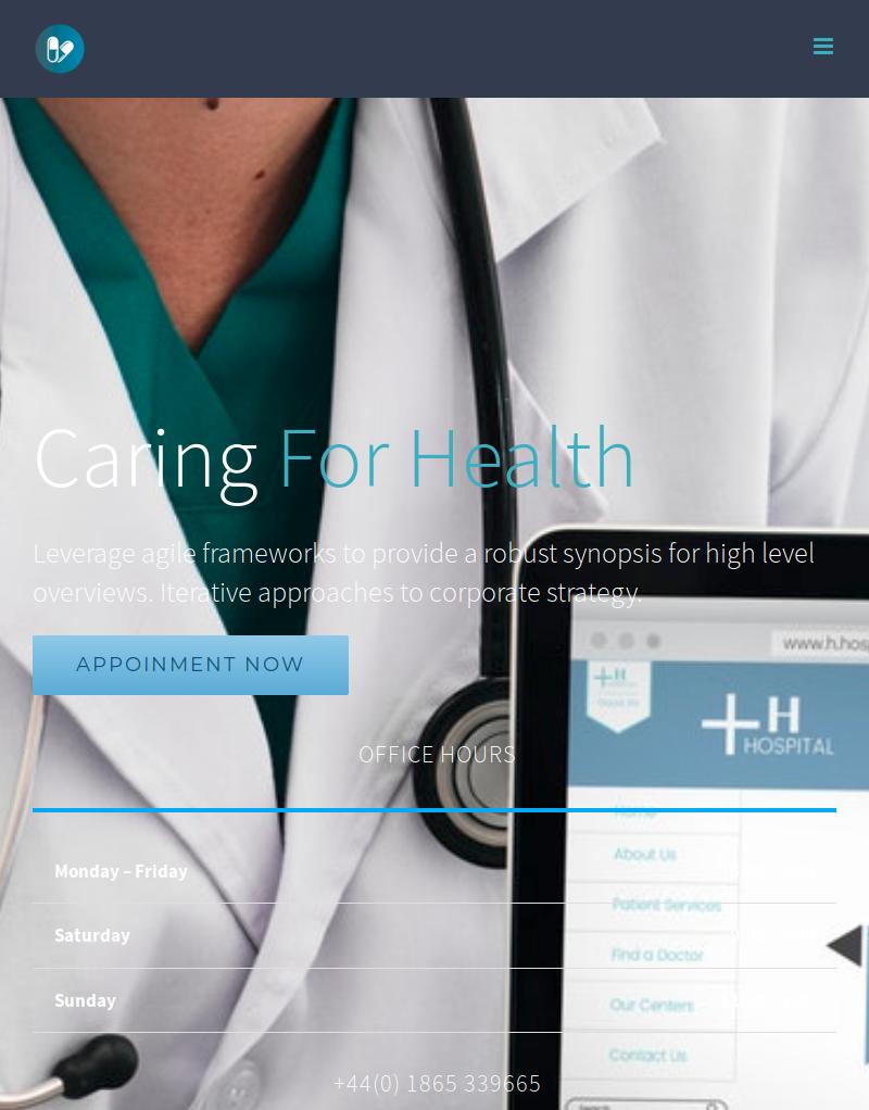 Avada Hyper Health
