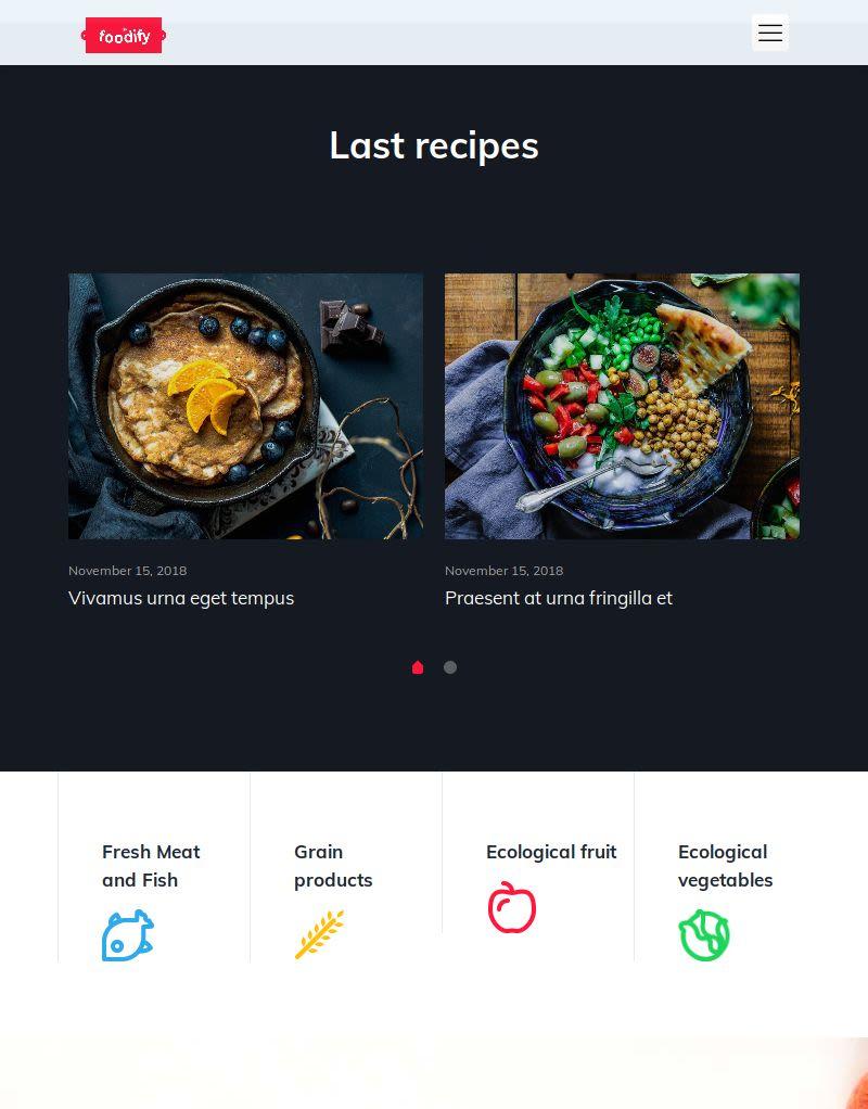 Organic Foodify