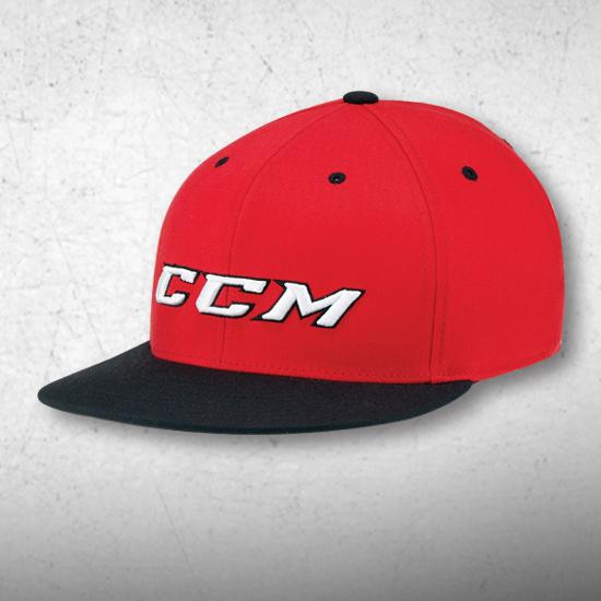 Flat birm cap