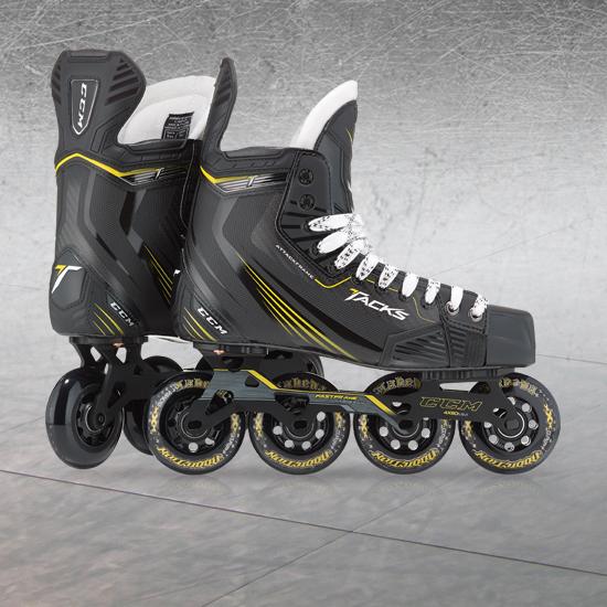 Tacks inline skate
