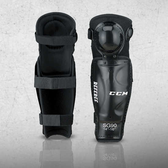 CCM SG 90 REFEREE SHIN GUARD