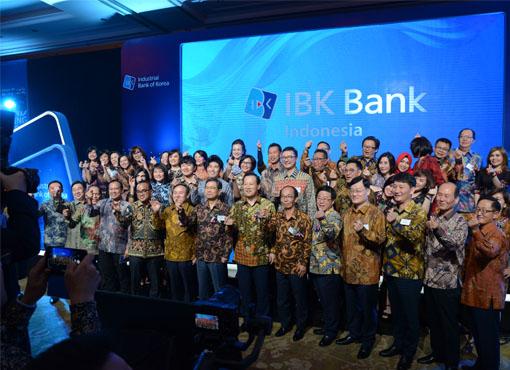 IBK Bank <br> Grand Launching