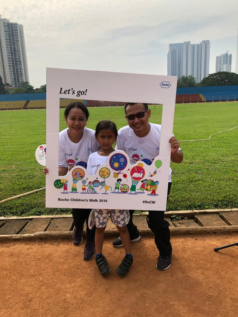 Roche Children Walk 2019