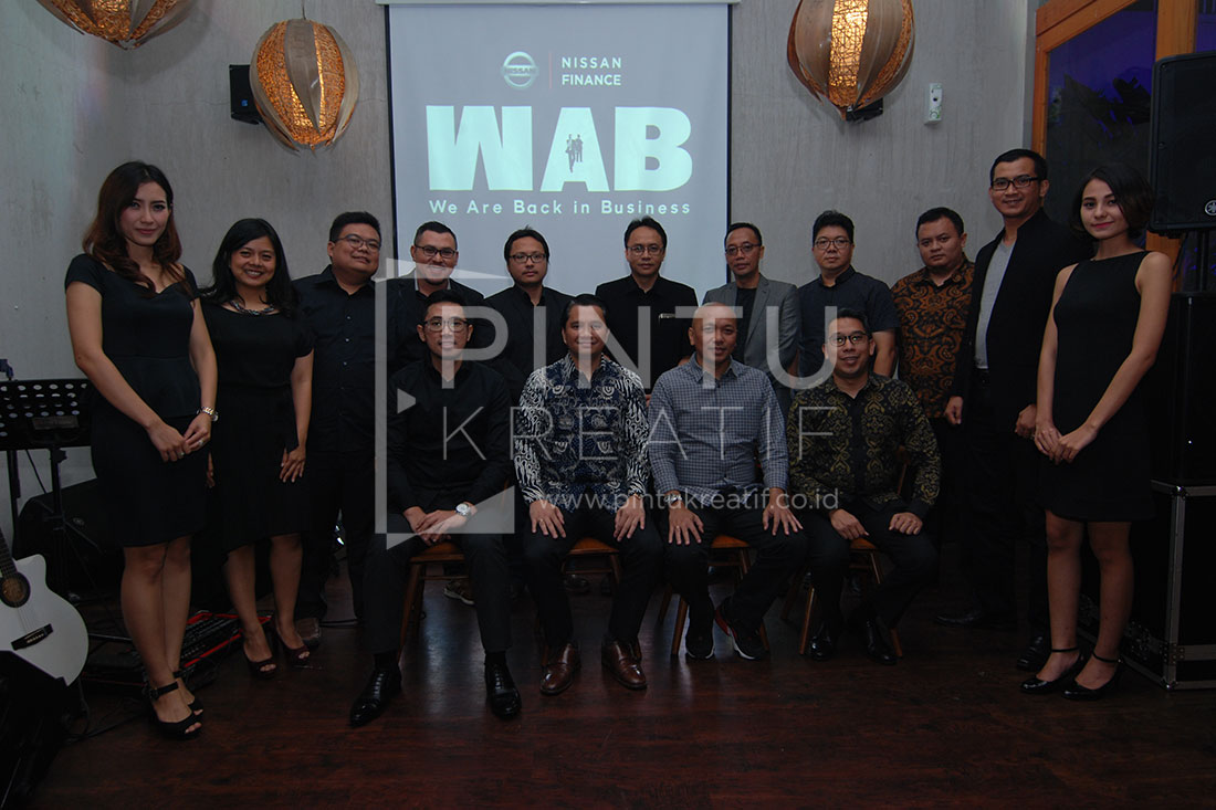 Nissan Finance WAB Bandung