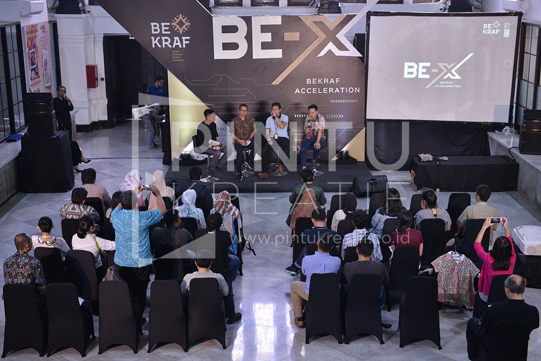 Bekraf Be-X Jakarta