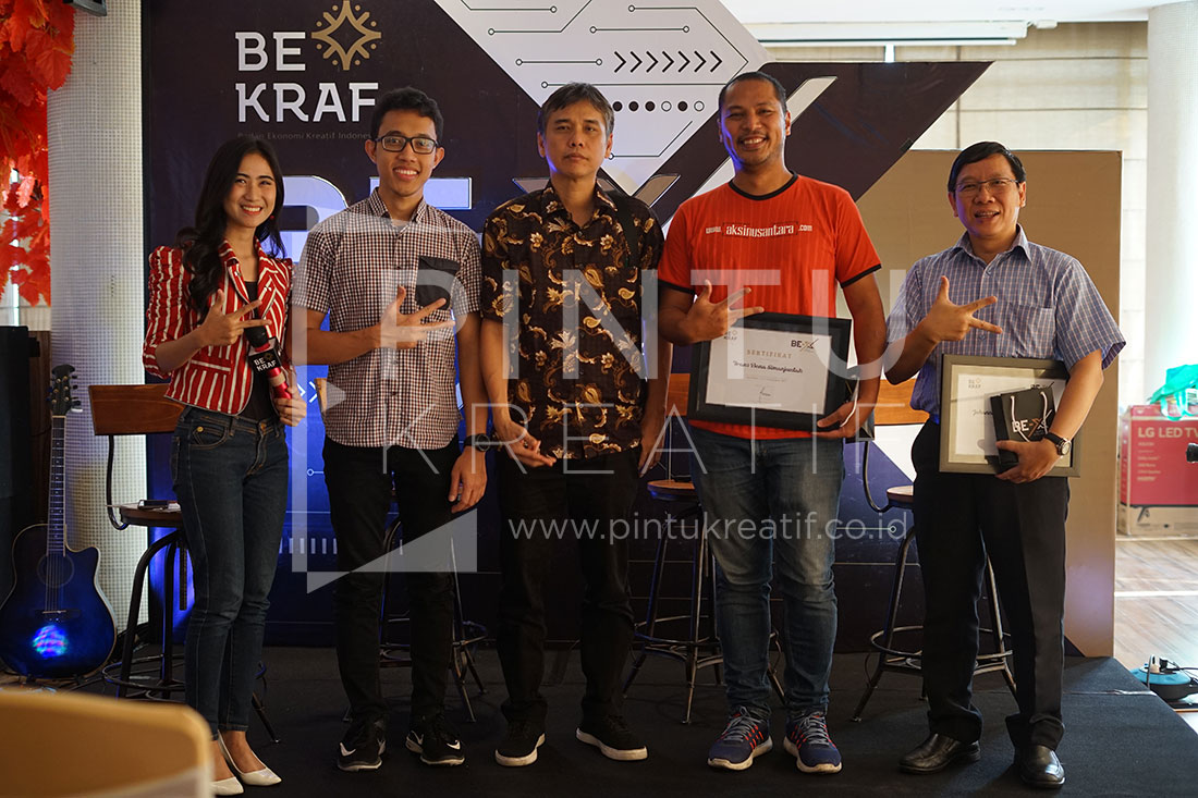 Bekraf Be-X Makassar