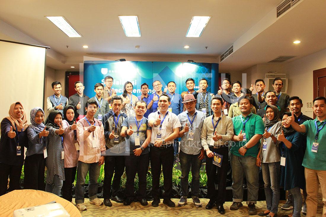 UangTeman Fintech Lending Indonesia