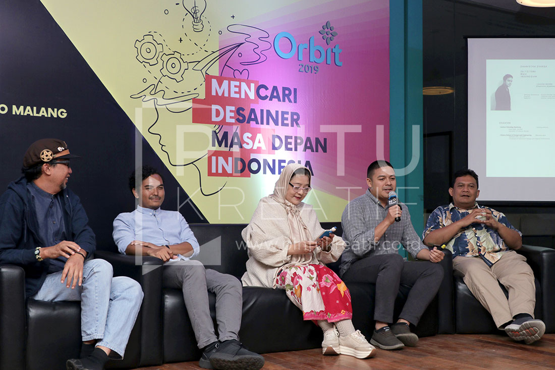 Bekraf Orbit 2019 Malang
