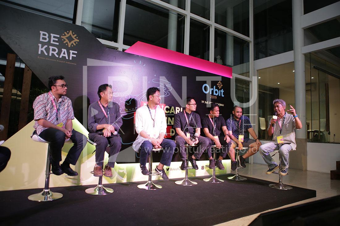 Bekraf Orbit 2019 Surabaya