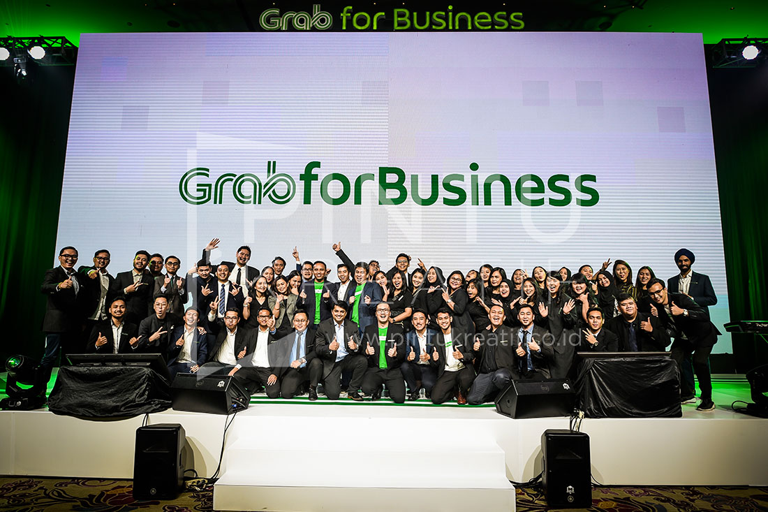 GRAB FOR BUSINESS LAUNCHING 2019