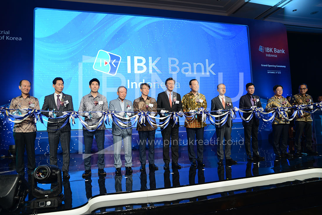 IBK Bank Launching