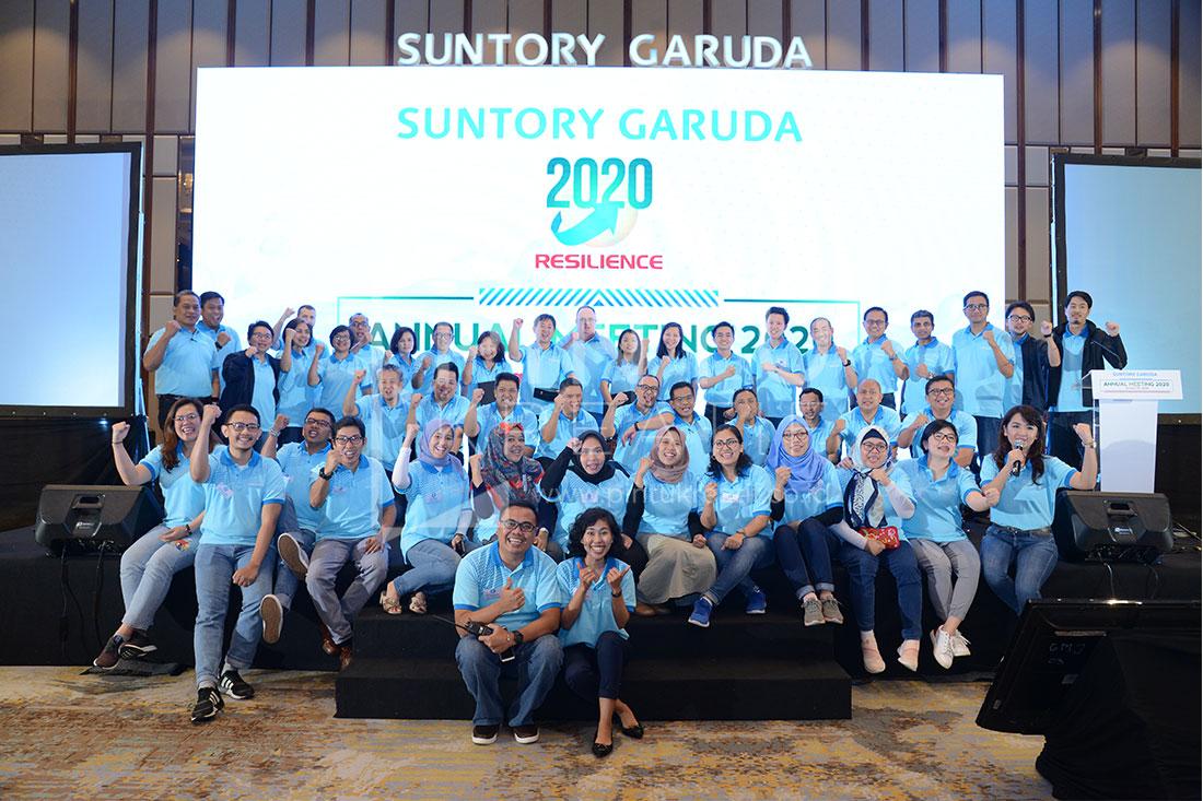 Suntory Garuda Annual Meeting 2020