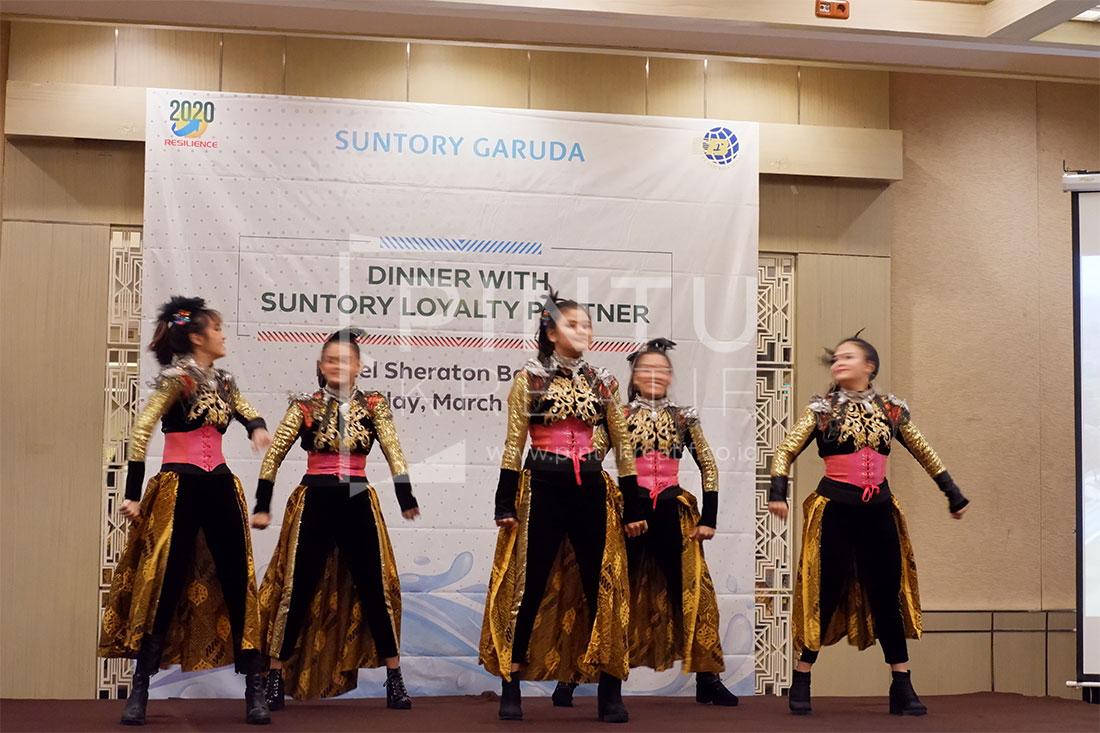 Suntory Garuda Loyalti Partner Gathering Bandung 2020