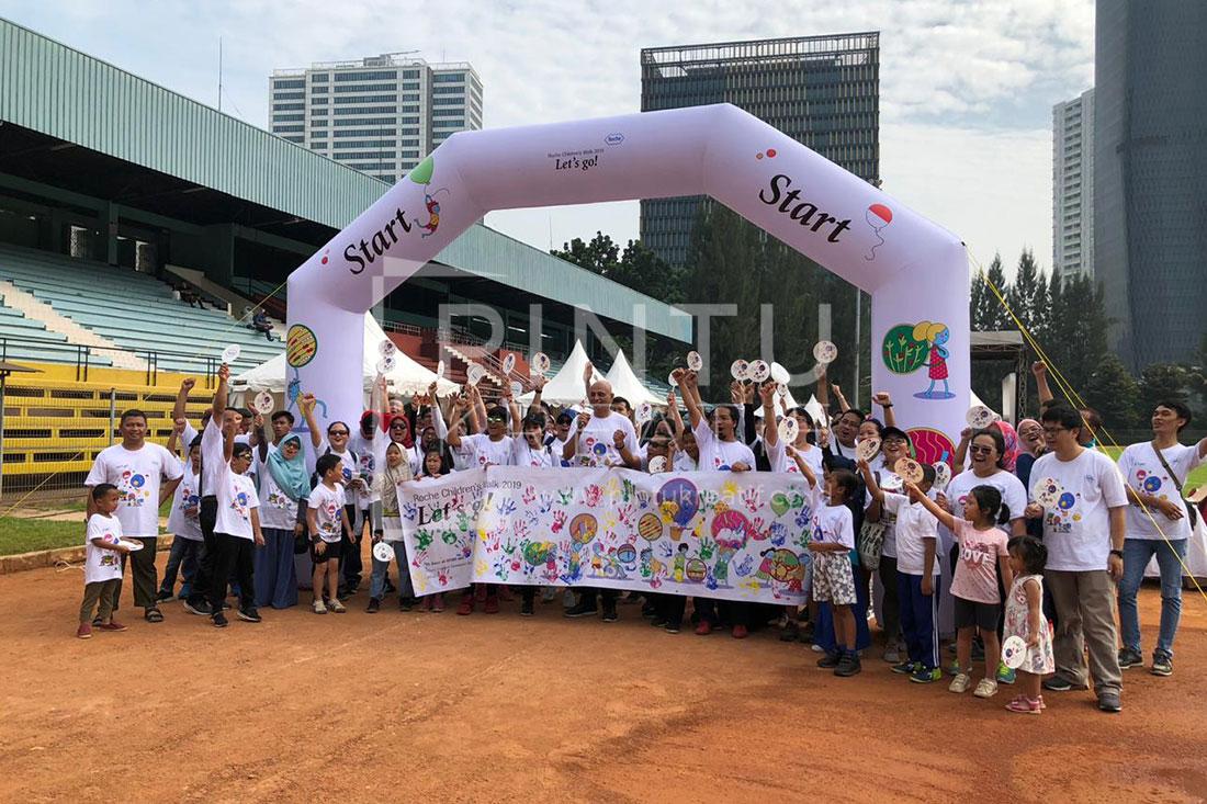 Roche Children Walk 2019