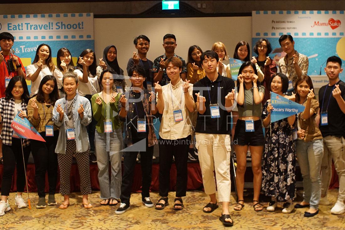 E.T Eat And Travel Indonesia Korea 2020