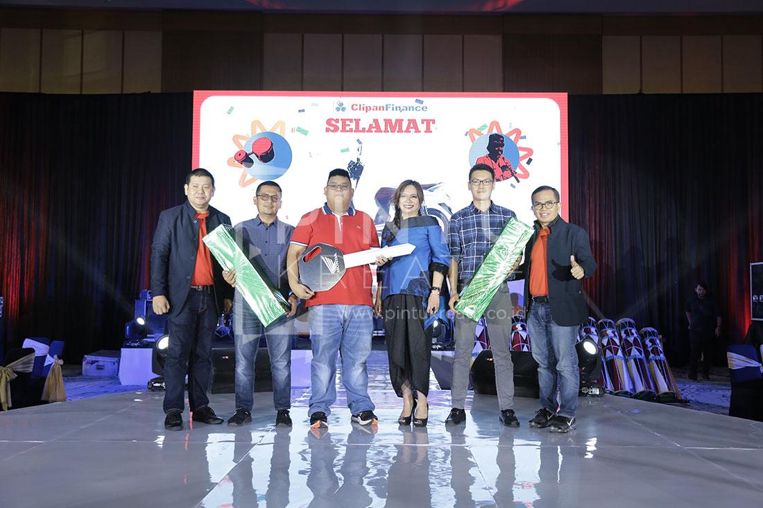 Clipan Finance Dendang Ceria Clipan Medan 2020