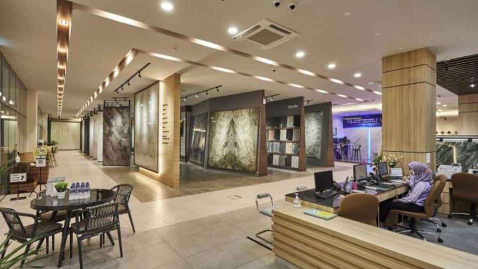 新展厅BMS COMPLEX加入 宝马砖业迈向新境域