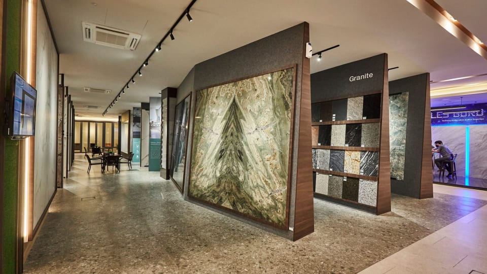 JubinBMS launches Malaysia's largest tiles, sanitary ware showroom by VisitJohor