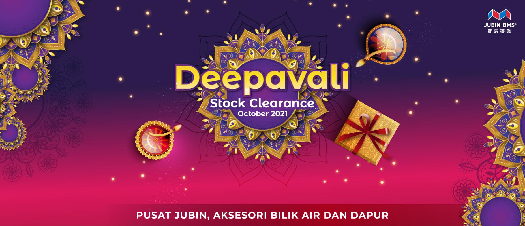 Deepavali Stock Clearance
