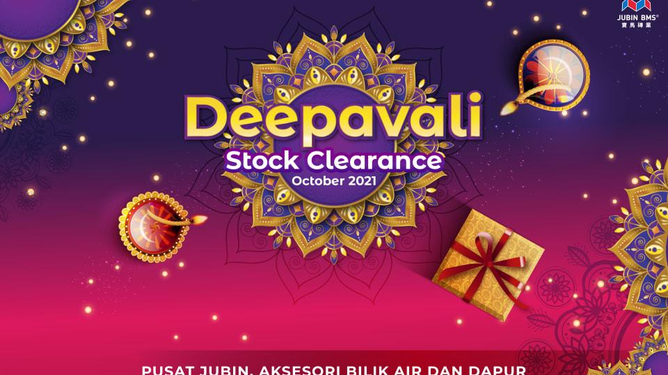 Deepavali Promotion
