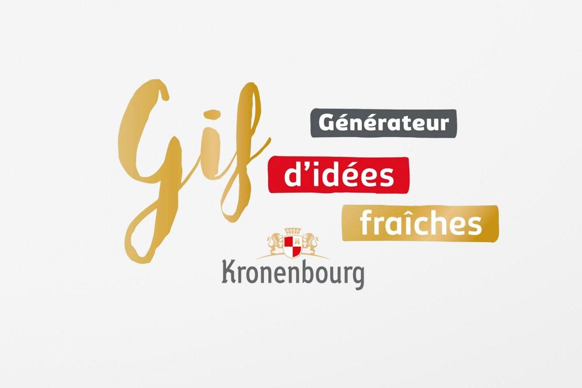 Hackathon brasseries Carlsberg / Kronembourg Direction Artistique,Conception,Conseil