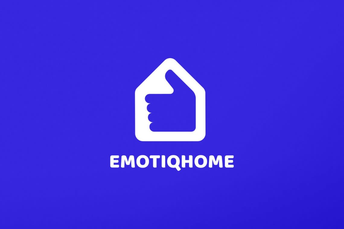 Identité Emotiqhome Conception,Direction Artistique,Identité,Logo