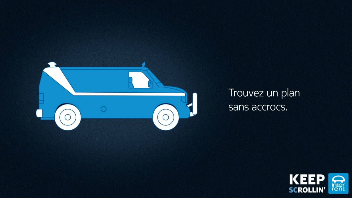 Keep (sc)rollin' Conception,Direction Artistique,Rédaction,Illustration,Social Media
