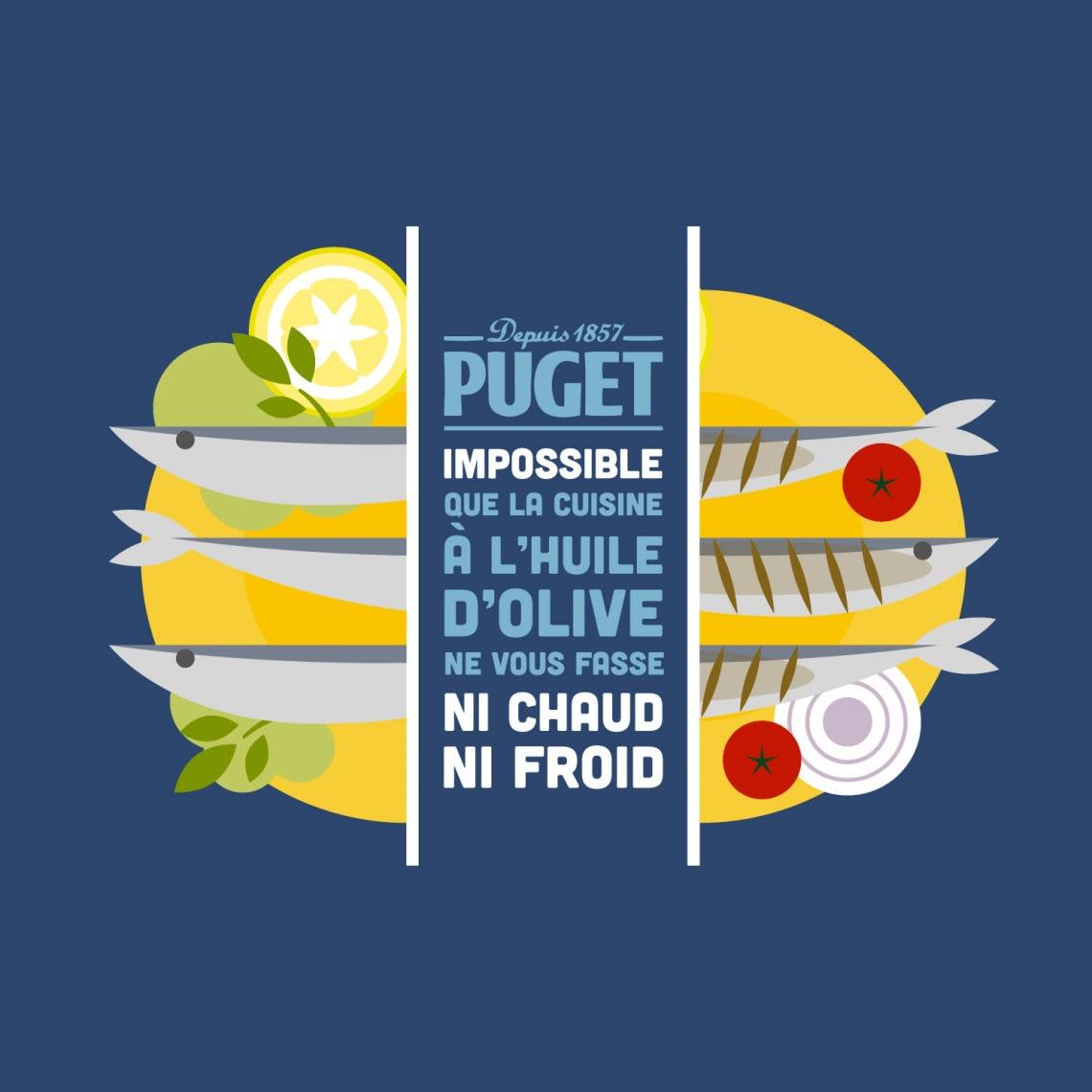 Puget – Social media Conception,Direction Artistique,Rédaction,Illustration,Social Media