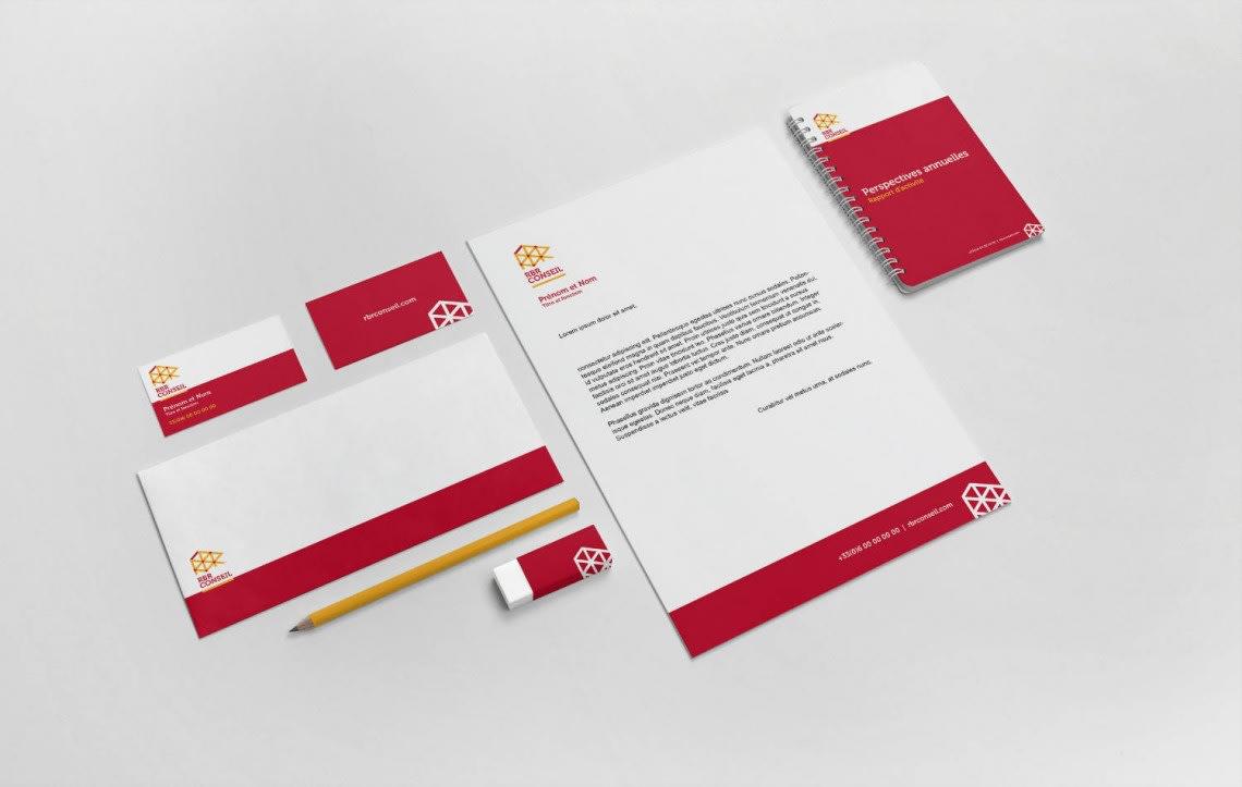 RBR Conseil Direction Artistique,Identité,Print,Logo,Conception