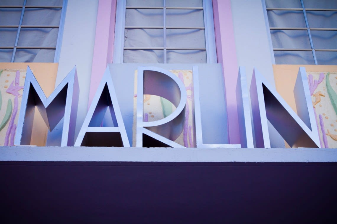 Miami Retro Conception,Direction Artistique,Photographie,Maquette