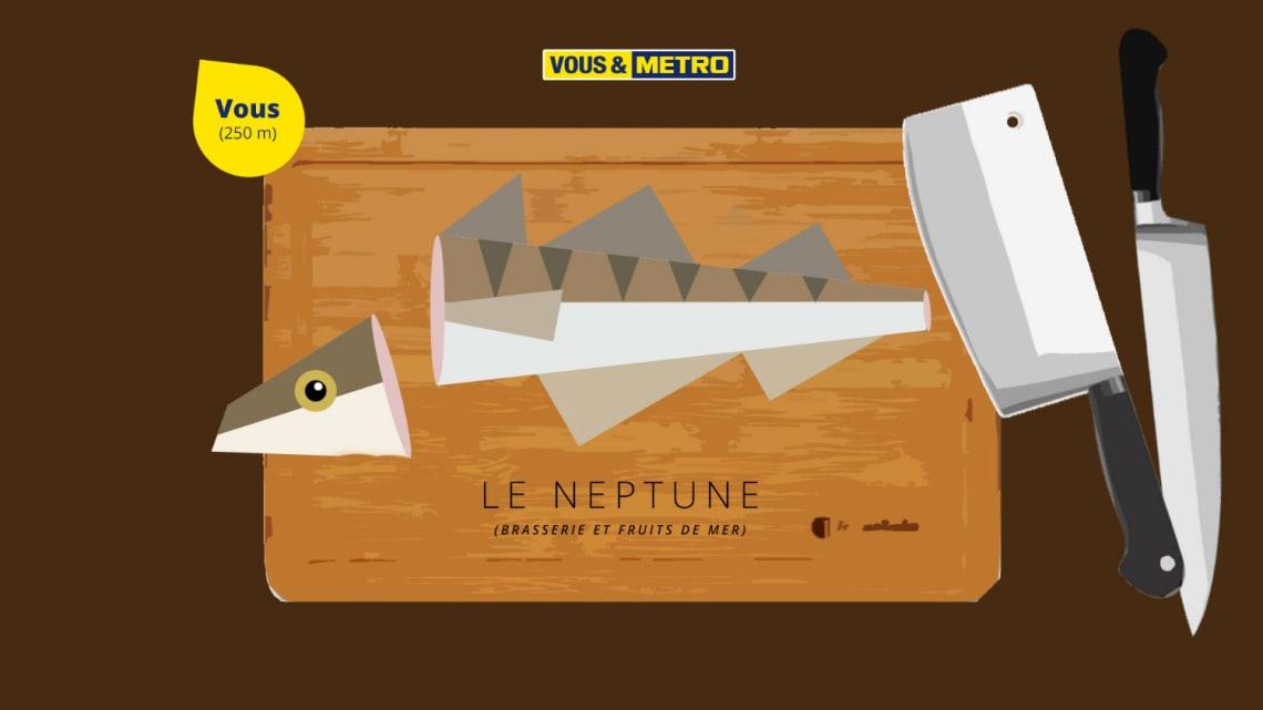 Vous & Metro Conception,Direction Artistique,Illustration