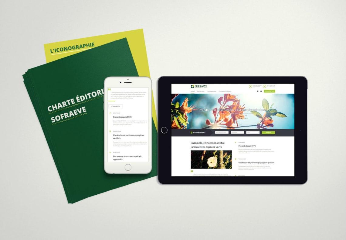 Sofraeve – Stratégie et site internet Conception,Conseil,Rédaction,Intégration,Stratégie