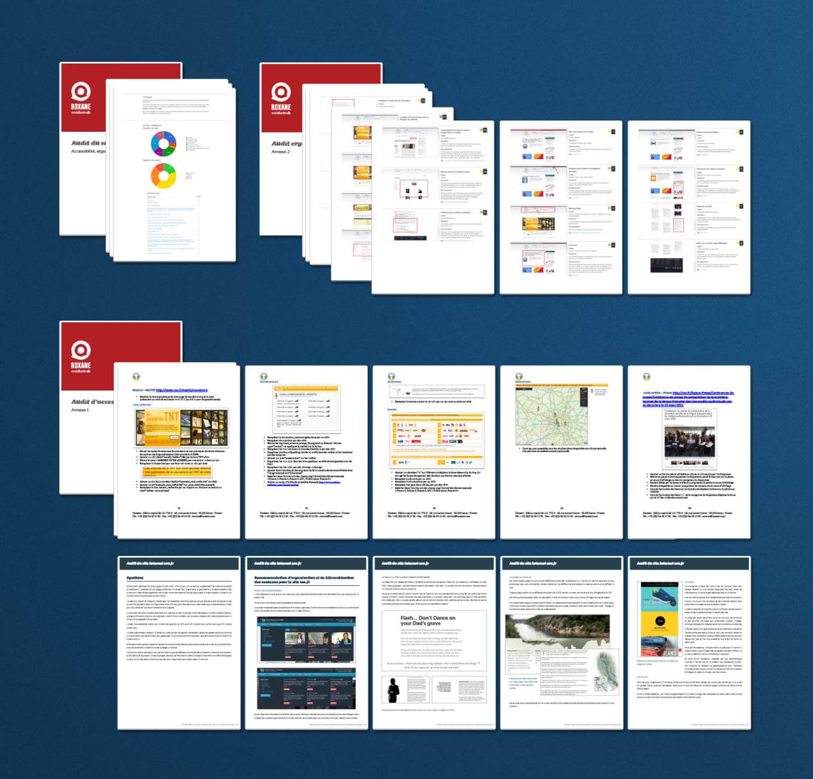CSA – Audit ergonomie et accessibilité Conseil,Stratégie,UX,Accessibilité