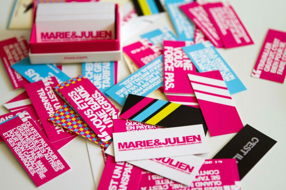Blog Mariejulien.com Conception,Direction Artistique,Rédaction,Intégration,Dotclear,Print,Social Media