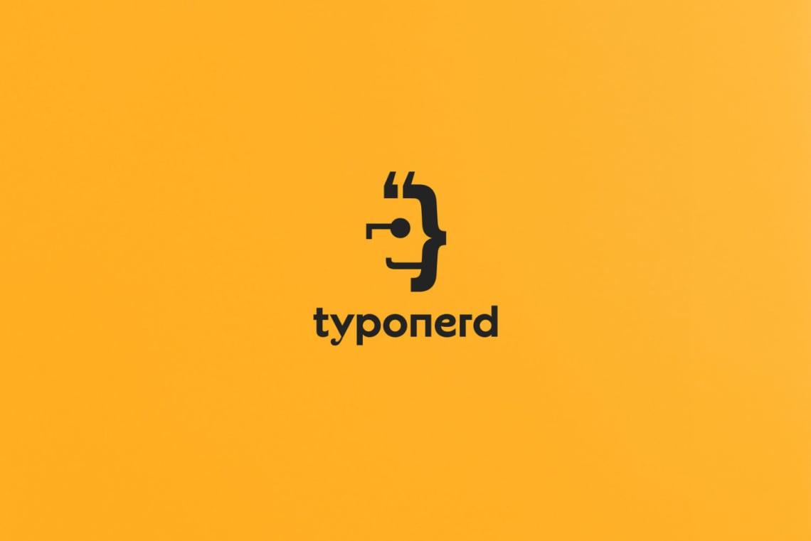 Typonerd Direction Artistique,Identité,Conception,Logo