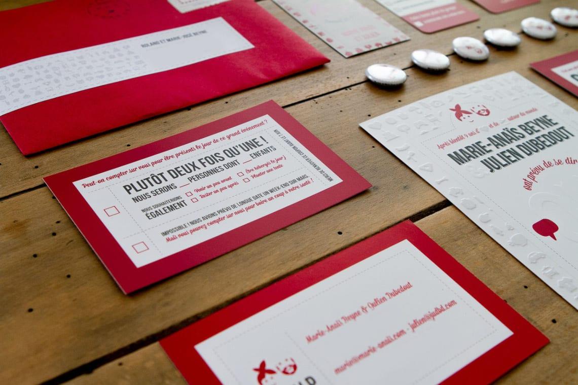 Mariage Conception,Direction Artistique,Graphisme,Maquette,Print