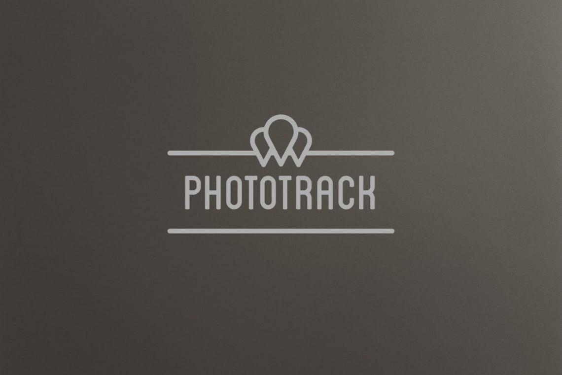 Phototrack Direction Artistique,Identité,Webdesign,Photographie,Conception,Intégration,Koken,Logo