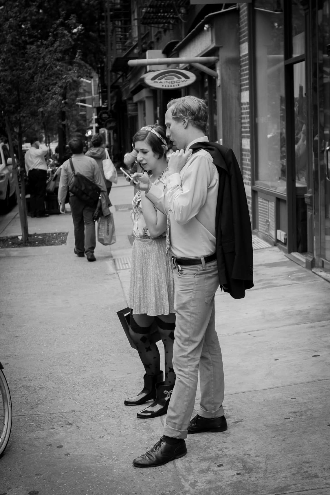 People of New-York Conception,Photographie