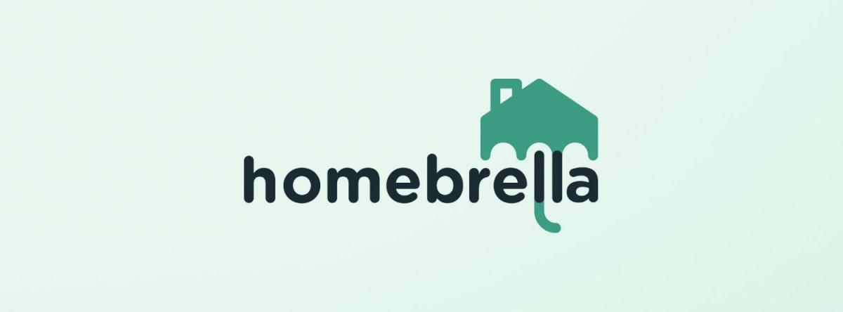Identité visuelle Homebrella