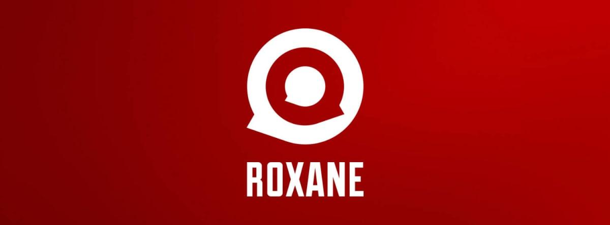 Roxane – Identité + Site Web