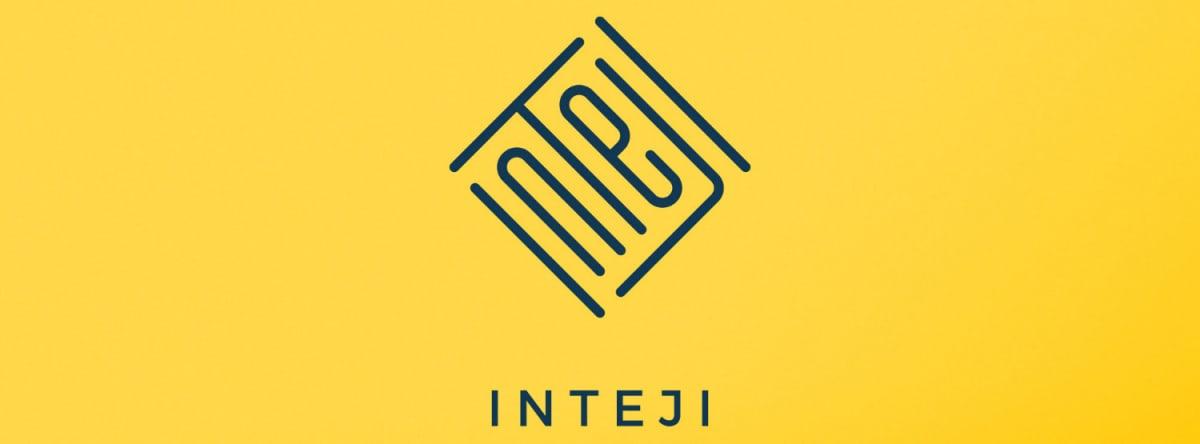 Identité visuelle Inteji