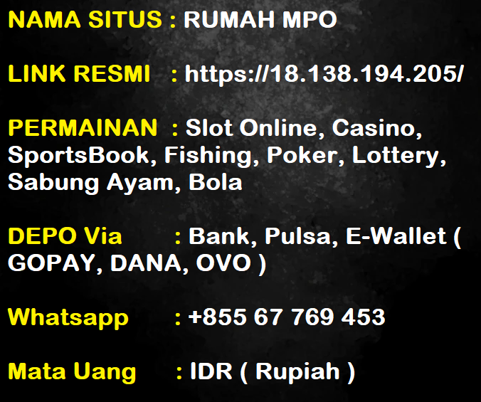 rumahmpo