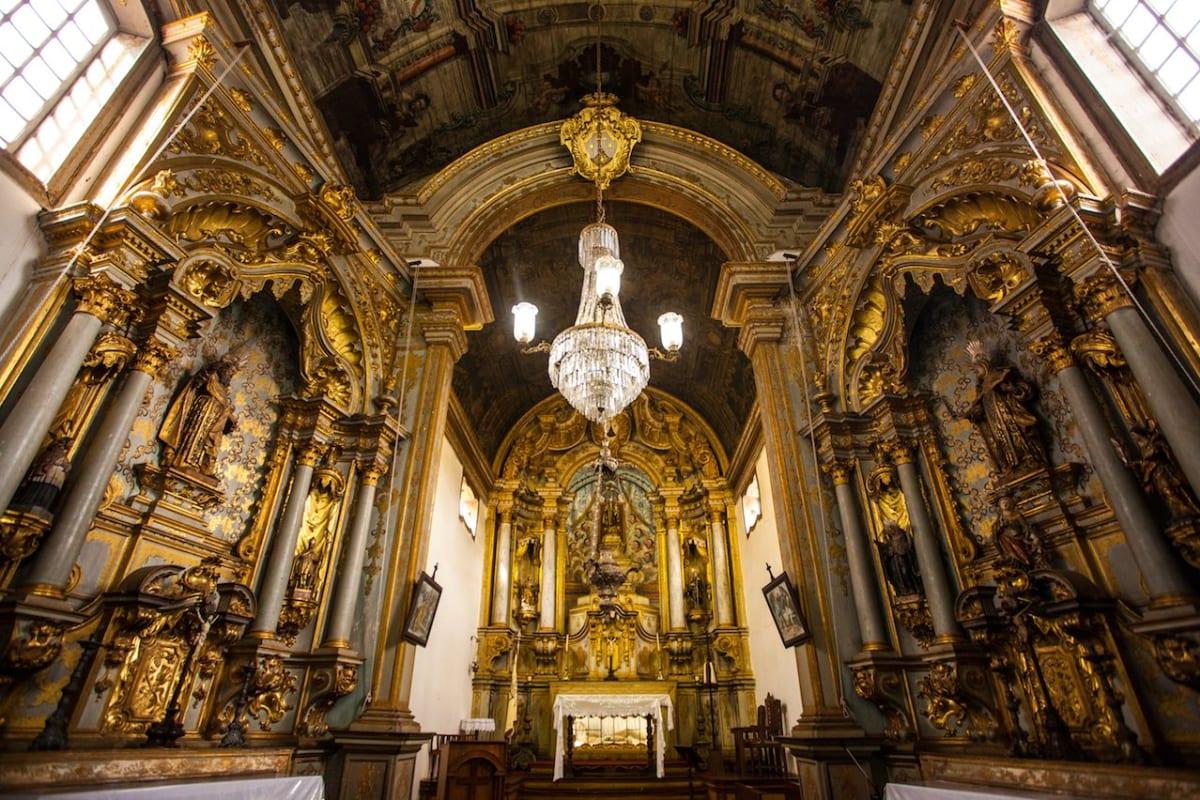 Diamantina, Minas Gerais, Brazil, Igreja Nossa Senhora do Carmo