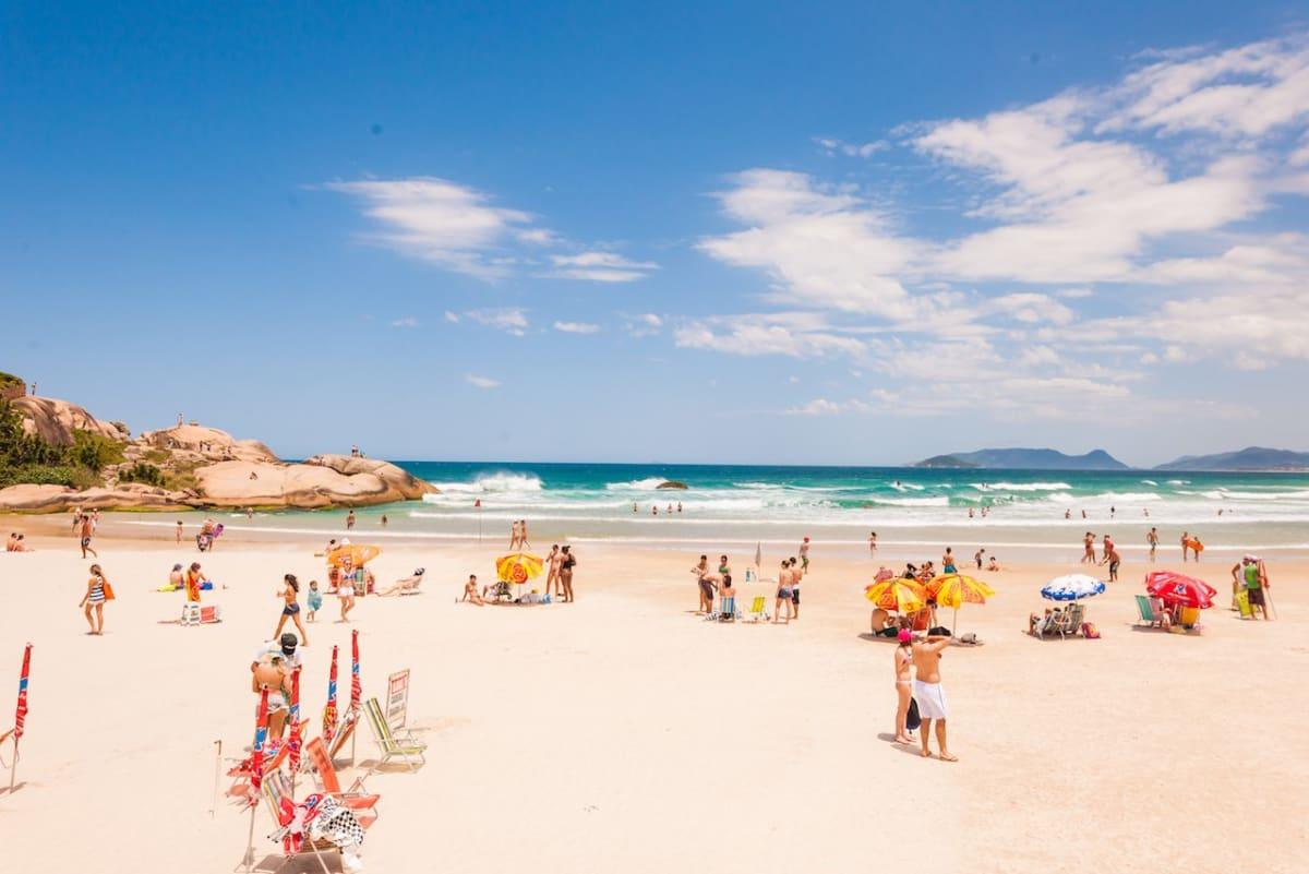 Florianopolis, Santa Catarina Brazil, Joaquina Beach