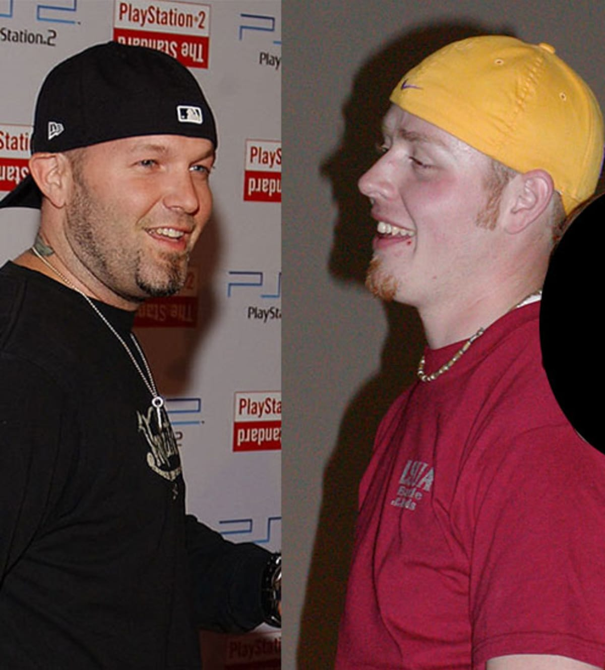 Comparison of Judson Moore and Fred Durst