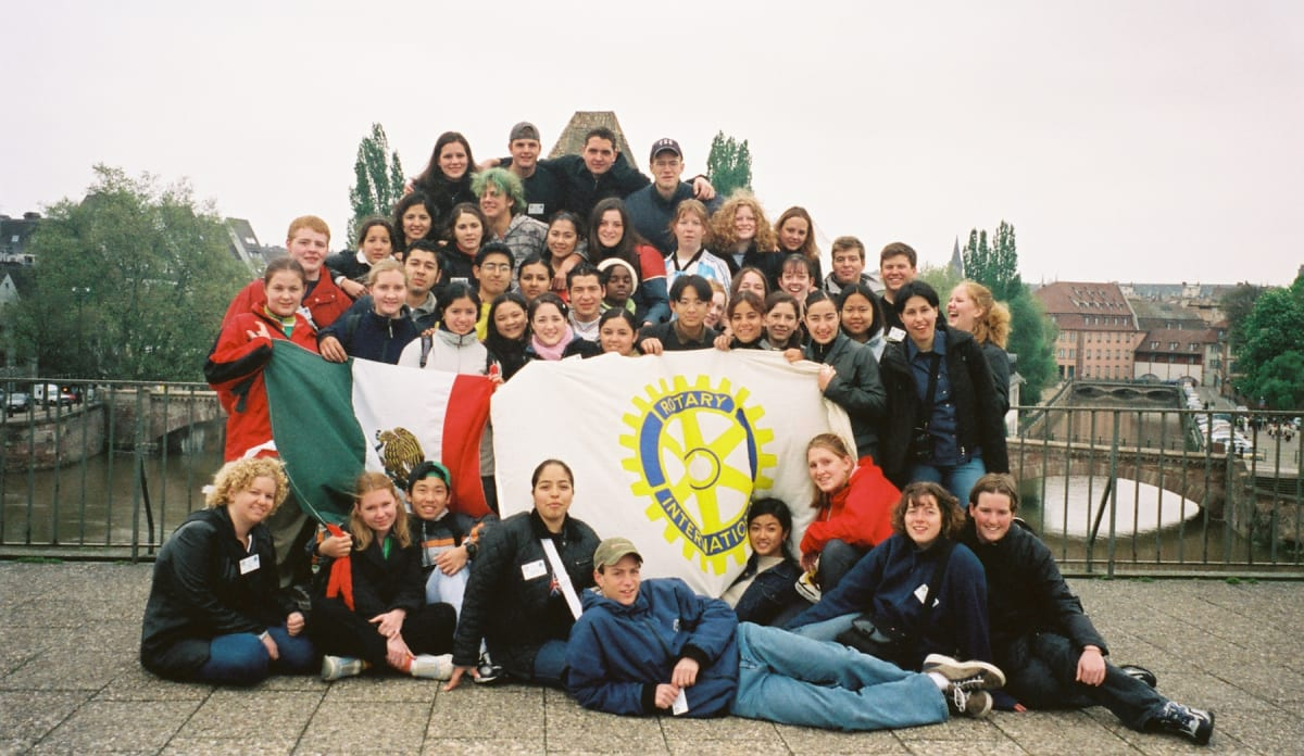 The consequences of Rotary Youth Programs