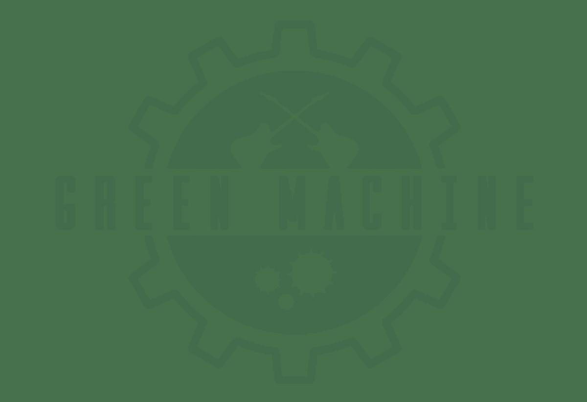 Green Machine Concerts logo