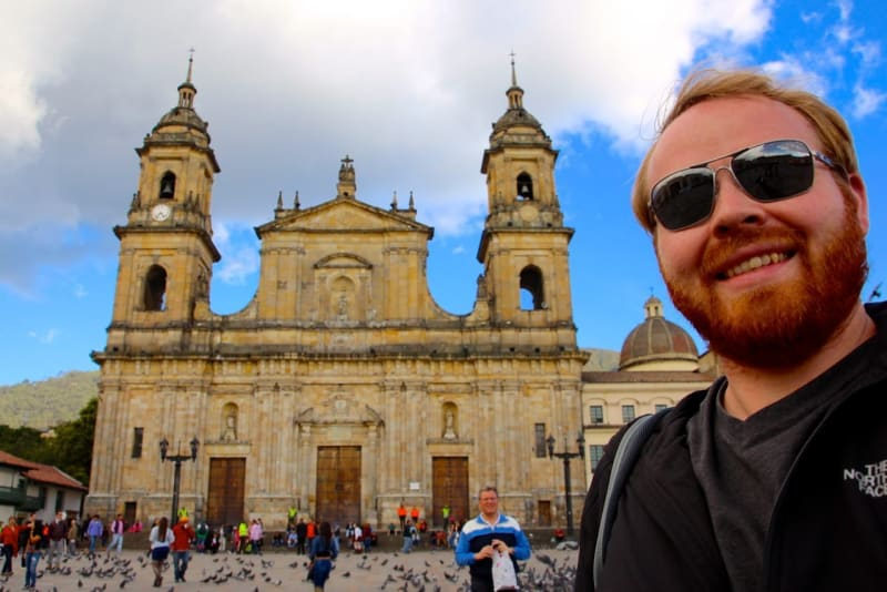 Bogotá - A Capital of More Romantic Times and a Beautiful Nation
