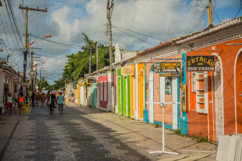 Porto Seguro is the best beach town in the whole world. Here is why.